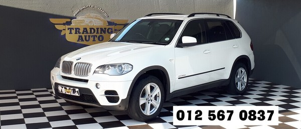 2010 BMW X5 Xdrive30d At  Gauteng Pretoria_0