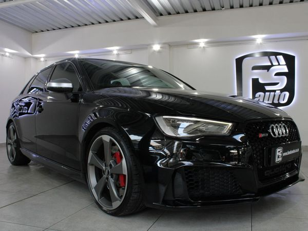 2016 Audi RS3 Sportback S Tronic Western Cape Cape Town_0
