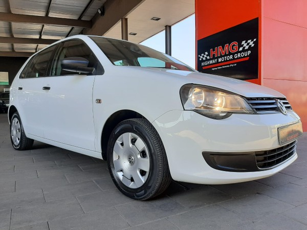 2015 Volkswagen Polo Vivo GP 1.4 Conceptline 5-Door North West Province Klerksdorp_0