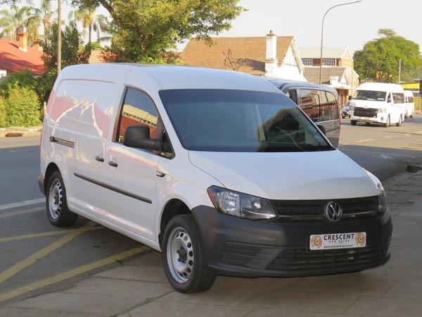 2018 Volkswagen Caddy MAXI 2.0TDi 81KW FC PV Kwazulu Natal Pietermaritzburg_0
