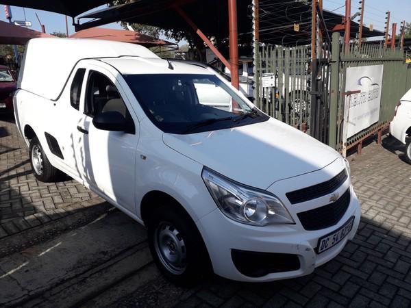 2014 Chevrolet Corsa Utility 1.4 Sc Pu  Mpumalanga Nelspruit_0