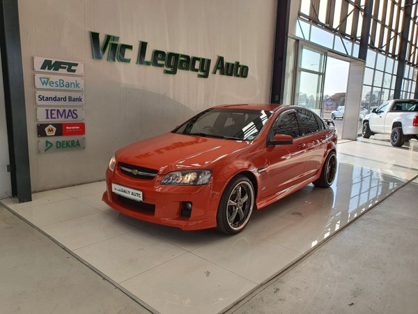 2007 Chevrolet Lumina Ss 6.0 At  Gauteng Vereeniging_0