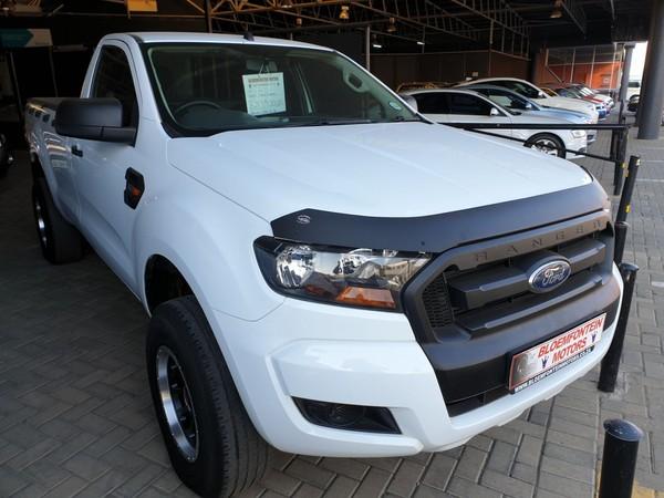 2017 Ford Ranger 2.2TDCi XL Single Cab Bakkie Free State Bloemfontein_0