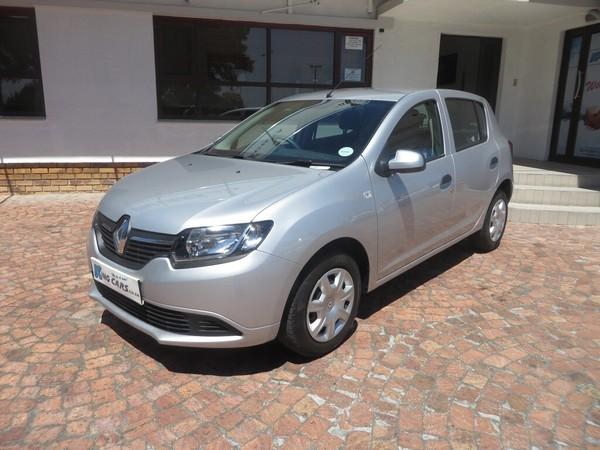 2017 Renault Sandero 900 T expression Western Cape Bellville_0