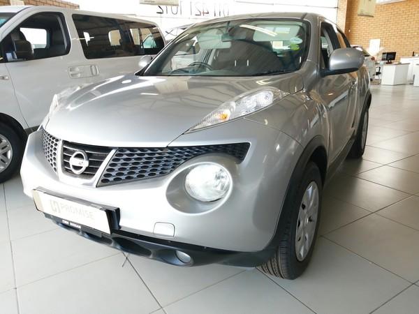 2013 Nissan Juke 1.6 Acenta  Gauteng Benoni_0