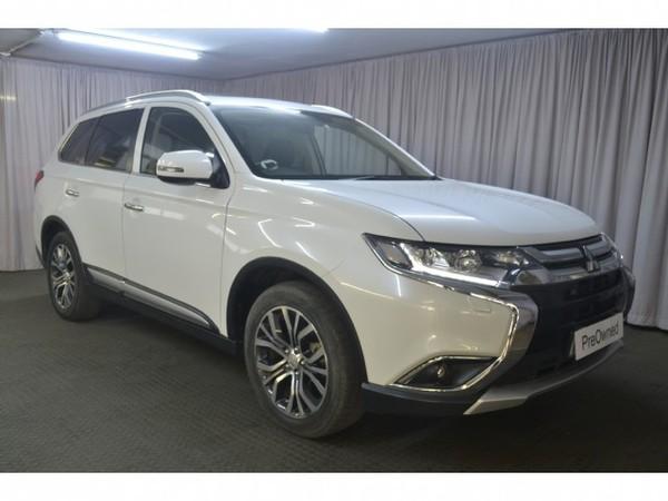 2018 Mitsubishi Outlander 2.4 GLS Exceed CVT Gauteng Roodepoort_0