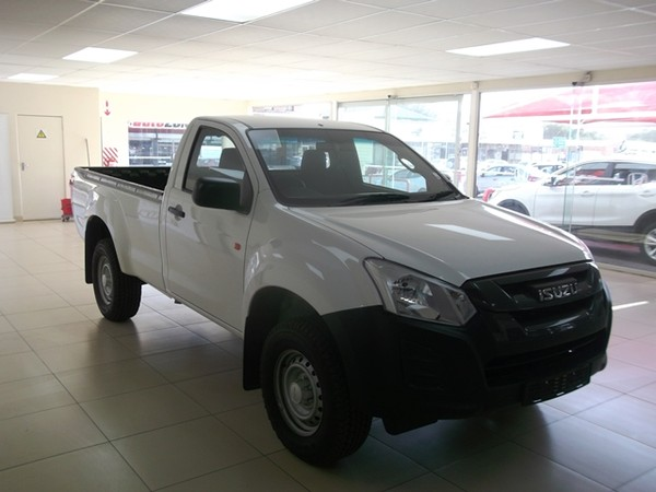 2020 Isuzu D-MAX 250C Fleetside Single Cab Bakkie Northern Cape Kimberley_0