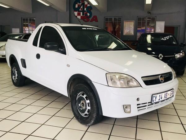 2010 Chevrolet Corsa Utility 1.8i EXCELLENT RUNNER  Gauteng Springs_0