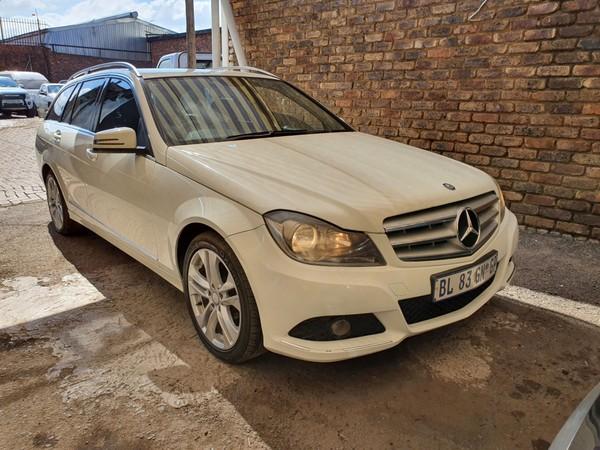 2012 Mercedes-Benz C-Class C200 Cdi Estate Avantgarde At  Gauteng Pretoria_0