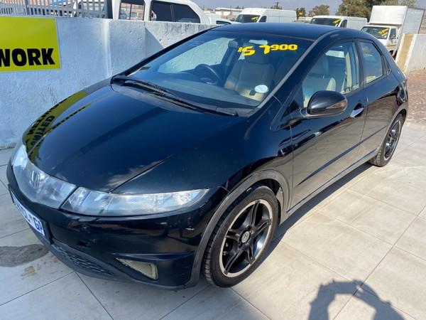 2006 Honda Civic 1.8 Exi  Gauteng Boksburg_0