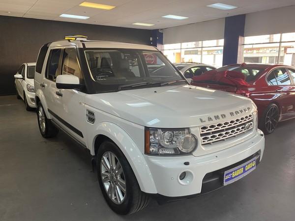 2012 Land Rover Discovery 4 3.0 Tdv6 Se  Gauteng Benoni_0