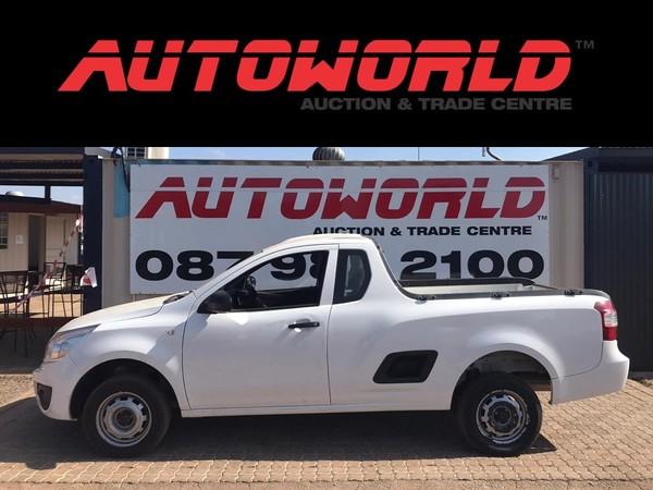 2014 Chevrolet Corsa Utility 1.4 Sc Pu  Gauteng Pretoria_0
