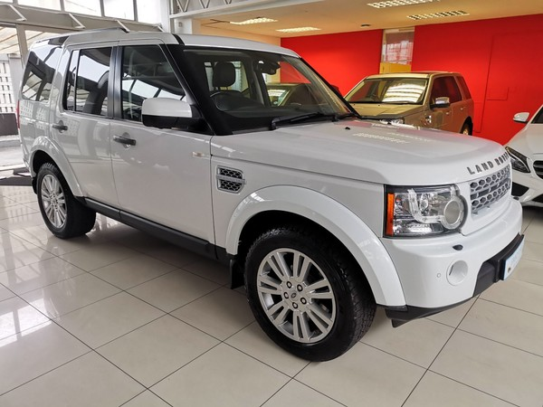 2011 Land Rover Discovery 4 3.0 Tdv6 Hse  Western Cape Bellville_0