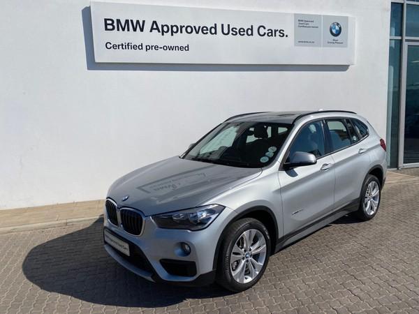 2016 BMW X1 sDRIVE20d Auto Mpumalanga Nelspruit_0