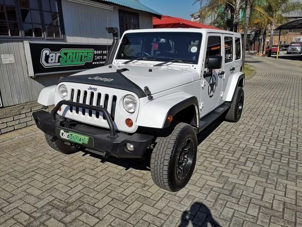 2013 Jeep Wrangler 2.8 Crd Unltd Sahar At  Mpumalanga Mpumalanga_0