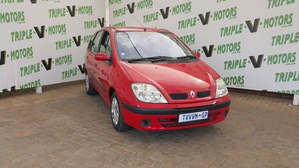 2001 Renault Scenic 1.6 Expression  Gauteng Pretoria_0