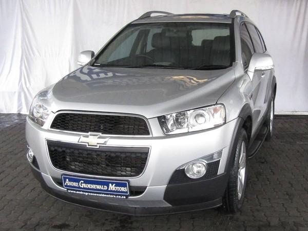 2012 Chevrolet Captiva 2.4 Lt At  Western Cape Goodwood_0