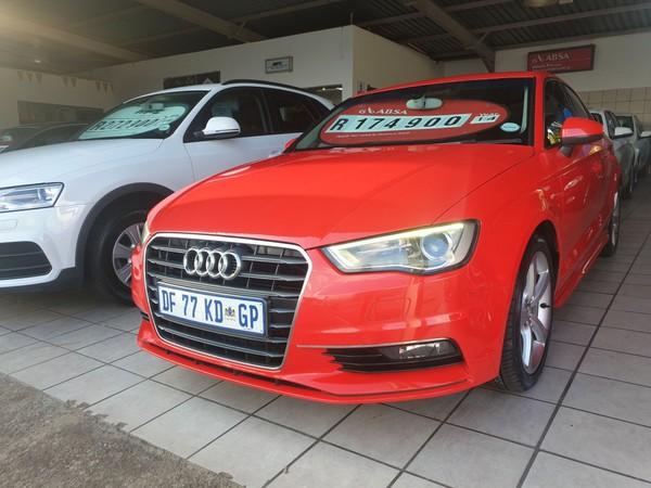 2014 Audi A3 1.4T FSI SE Gauteng Krugersdorp_0