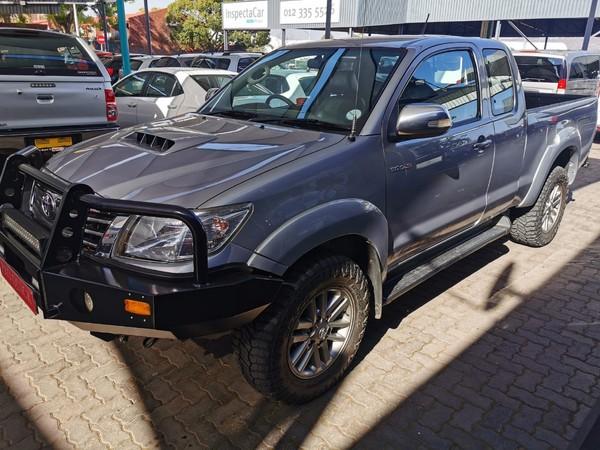 2016 Toyota Hilux 3.0D-4D LEGEND 45 XTRA CAB PU Gauteng Pretoria_0