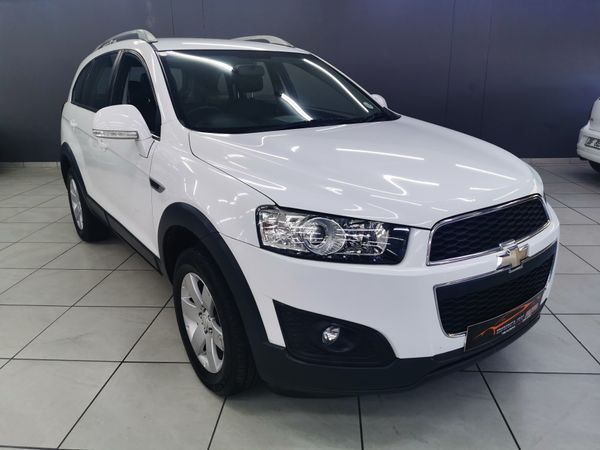 2014 Chevrolet Captiva 2014 7 Seater Auto for Only -R3999pm Western Cape Goodwood_0