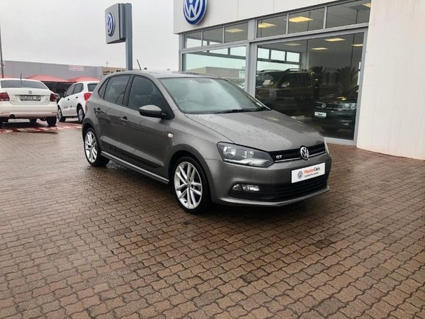 2019 Volkswagen Polo Vivo 1.0 TSI GT 5-Door Western Cape Vredenburg_0