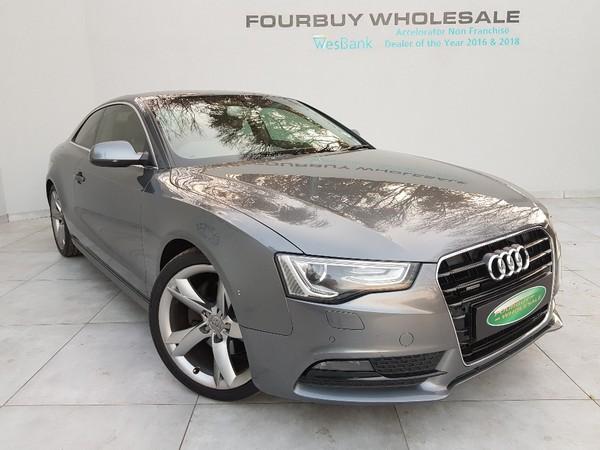 2012 Audi A5 2.0t Fsi Q Stronic  Gauteng Four Ways_0