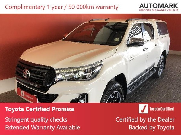 2020 Toyota Hilux 2.8 GD-6 RB Auto Raider Double Cab Bakkie Free State Bloemfontein_0