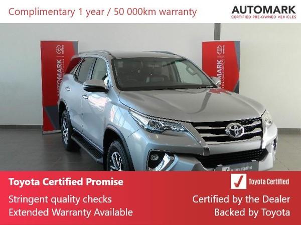 2019 Toyota Fortuner 2.8GD-6 4X4 Auto Western Cape Rondebosch_0