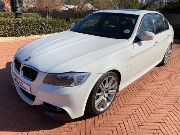 2010 BMW 3 Series 325i Sport At e90  Gauteng Pretoria_0