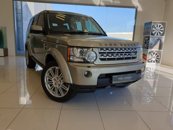 2013 Land Rover Discovery 4 3.0 Tdv6 Hse  Western Cape George_0