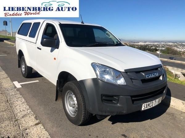 2014 Isuzu KB Series 250D LEED Fleetside Single cab Bakkie Western Cape Cape Town_0