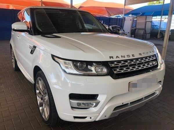 2014 Land Rover Range Rover Sport 4.4 SDV8 HSE Kwazulu Natal Durban_0