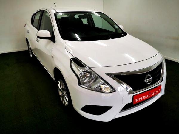 2018 Nissan Almera 1.5 Acenta Auto Free State Bloemfontein_0