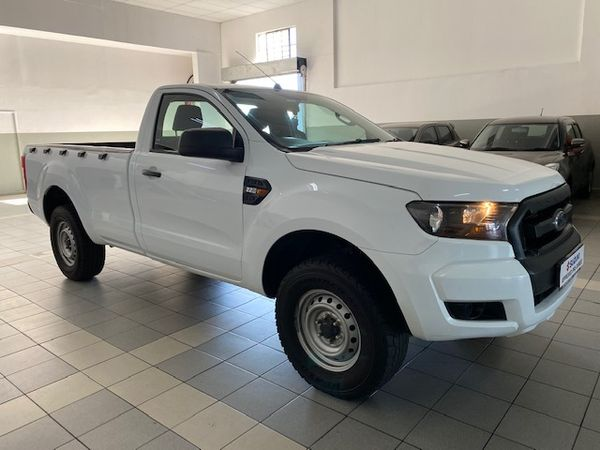 2018 Ford Ranger 2.2TDCi XL Single Cab Bakkie Kwazulu Natal Richards Bay_0