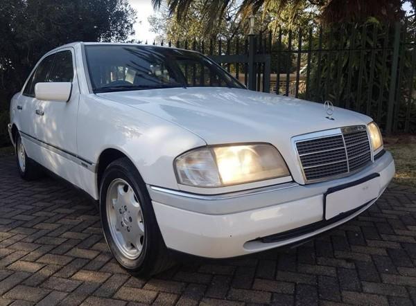 1995 Mercedes-Benz C-Class C280 Elegance At  Gauteng Alberton_0