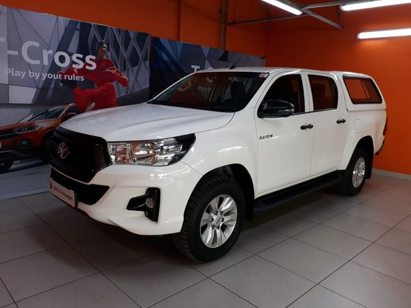 2019 Toyota Hilux 2.4 GD-6 SRX 4X4 Auto Double Cab Bakkie Kwazulu Natal Durban_0