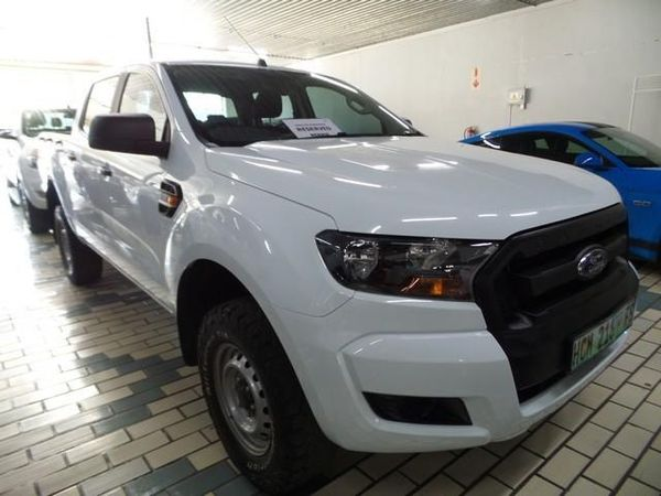2018 Ford Ranger 2.2TDCi XL Double Cab Bakkie Free State Bloemfontein_0