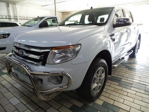2015 Ford Ranger 3.2TDCi XLT Double Cab Bakkie Free State Bloemfontein_0