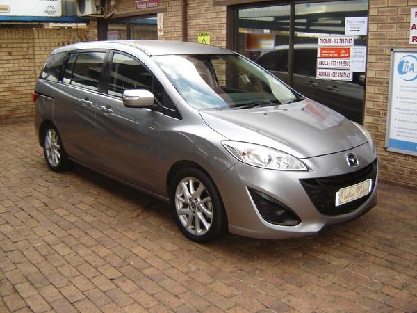 2014 Mazda 5 2.0 Active 6sp  Gauteng Johannesburg_0