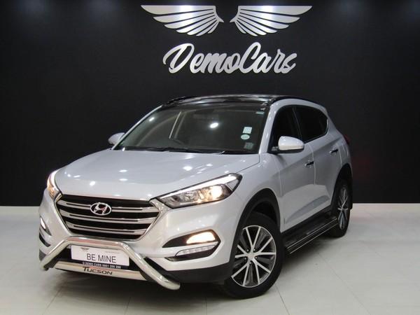2016 Hyundai Tucson 2.0 Elite Auto Gauteng Pretoria_0