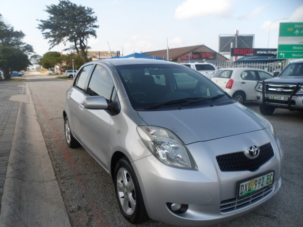 2007 Toyota Yaris T3 Spirit At 5dr  Eastern Cape Port Elizabeth_0