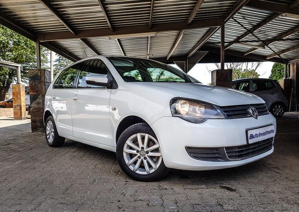 2015 Volkswagen Polo Vivo GP 1.4 Trendline Mpumalanga Middelburg_0