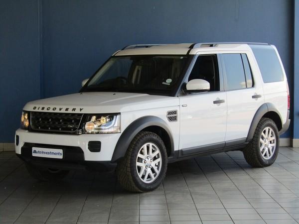 2015 Land Rover Discovery 4 3.0 TD V6 155kw Mpumalanga Middelburg_0
