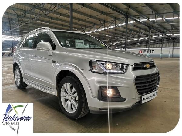 2016 Chevrolet Captiva 2.4 LT Gauteng Karenpark_0