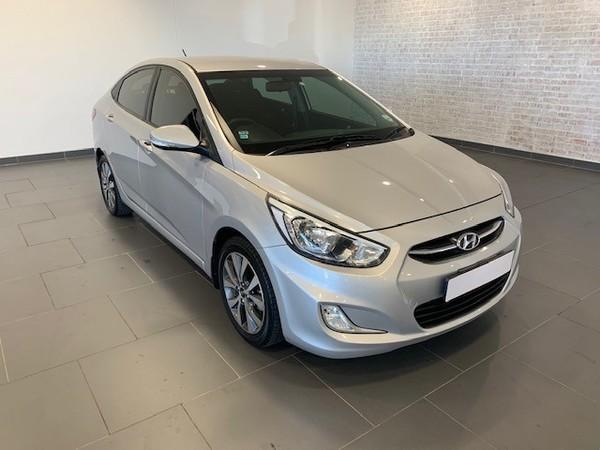 2017 Hyundai Accent 1.6 Gls At  Free State Bloemfontein_0