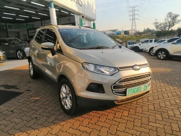 2017 Ford EcoSport 1.5TDCi Trend Kwazulu Natal Pinetown_0