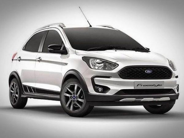 2021 Ford Figo Freestyle 1.5Ti VCT Trend 5-Door Western Cape Cape Town_0