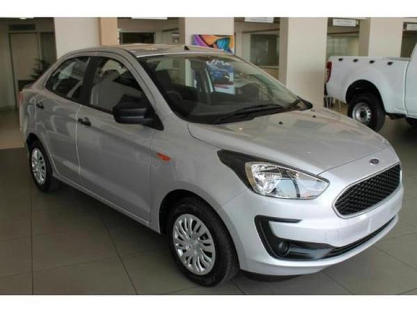 2021 Ford Figo 1.5Ti VCT Ambiente Western Cape Cape Town_0