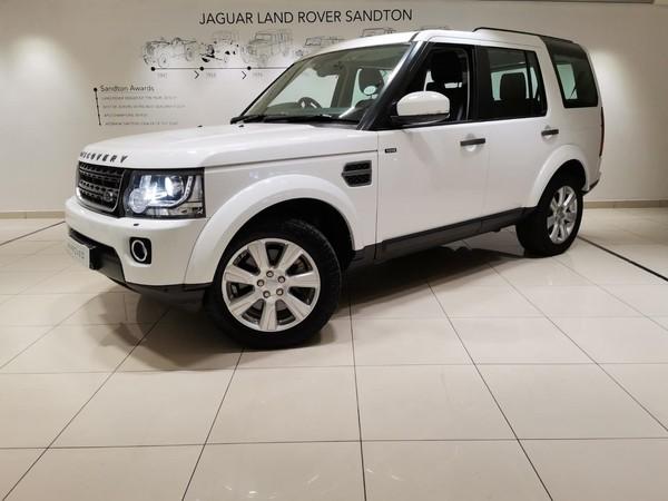 2016 Land Rover Discovery 4 3.0 Tdv6 Se  Gauteng Rivonia_0