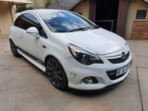 2013 Opel Corsa 1.6 OPC Nurburgring Limpopo Polokwane_0